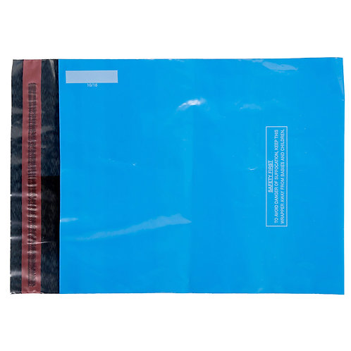 Blue Mailer Envelope - 276x230mm Novelty Gift