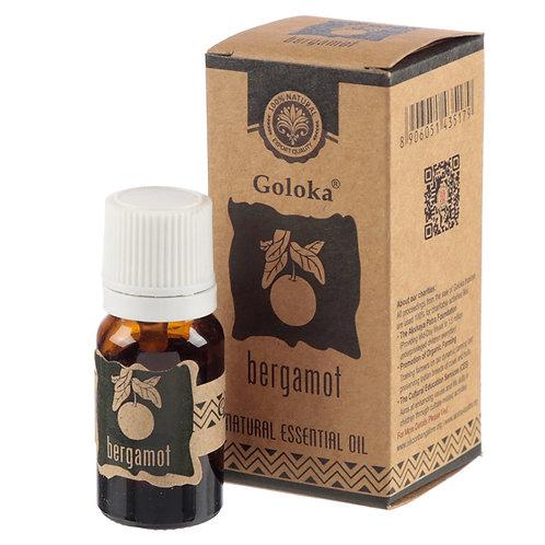 Goloka Essential Oils 10ml - Bergamot Novelty Gift