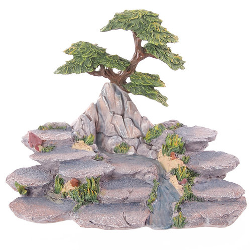 Tiered Fairy Mountain Display Stand Novelty Gift