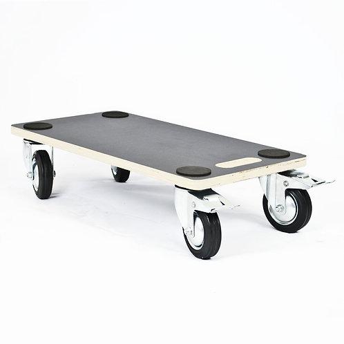 4 Wheel Transport Roller - 58cm x 23cm | Home Essentials UK