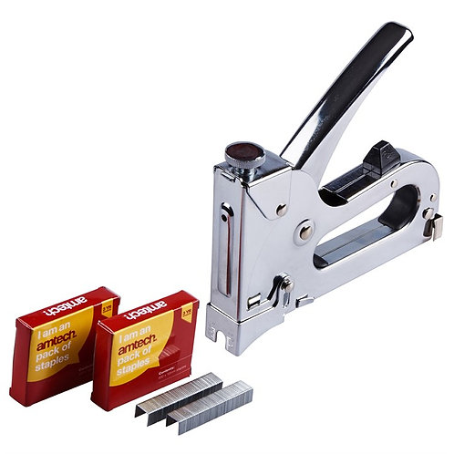 Am-Tech Heavy Duty 3 Way staple Gun | DIY Bargains