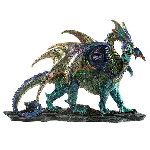 Mother Dragon Fantasy Dragon Figurine Novelty Gift