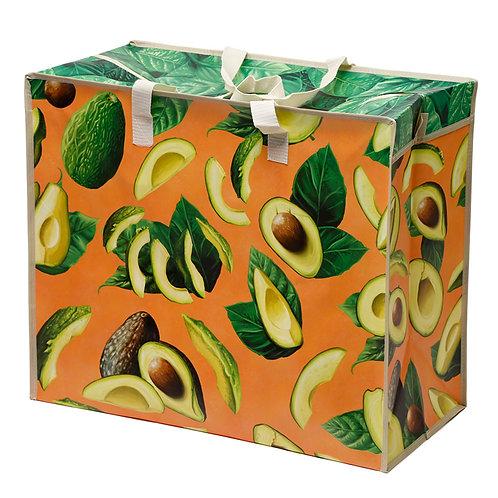 Fun Practical Laundry & Storage Bag - Avocado Novelty Gift
