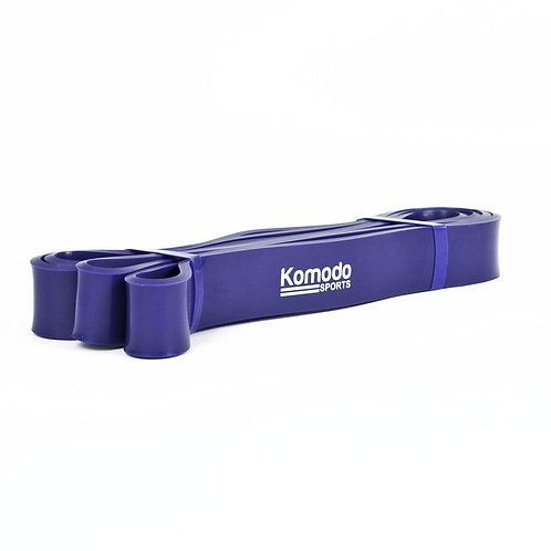 Purple Resistance Band - 32mm | Home Essentials UK