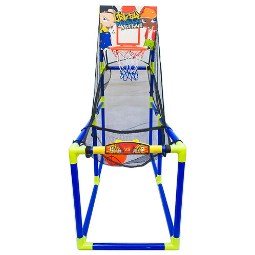 Childrens Indoor / Outdoor Basketball Shootout Set | Home Essentials UK