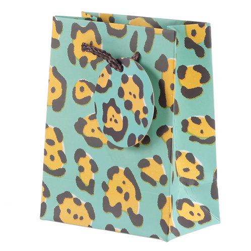 Animal Print Small Gift Bag Novelty Gift