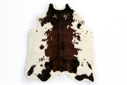 Cow Design Floor Rug, 94x100cm Shipping furniture UK