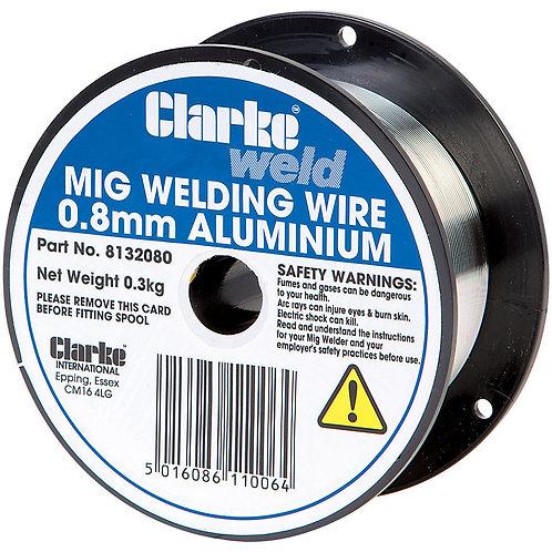 Clarke Aluminium Wire 0.8mm (Blister Pack) | DIY Bargains