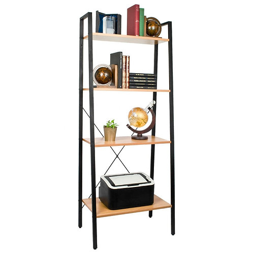 4 Tier Ladder Shelves | Home Essentials UK