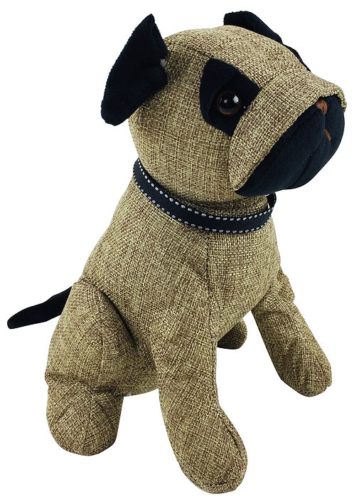 Pug Door Stop Shipping furniture UK