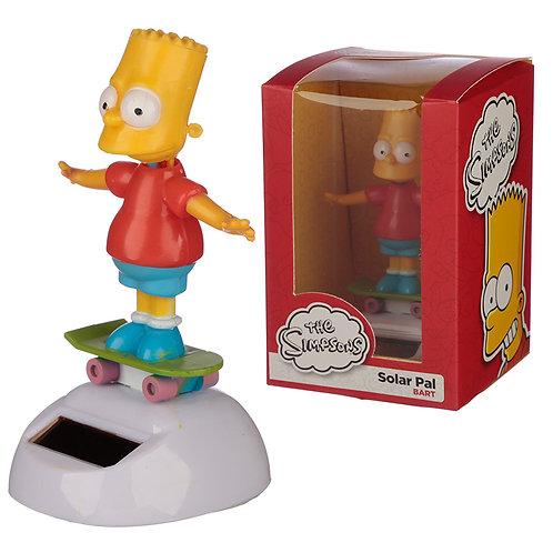 Licensed Bart Simpson Solar Powered Pal Novelty Gift