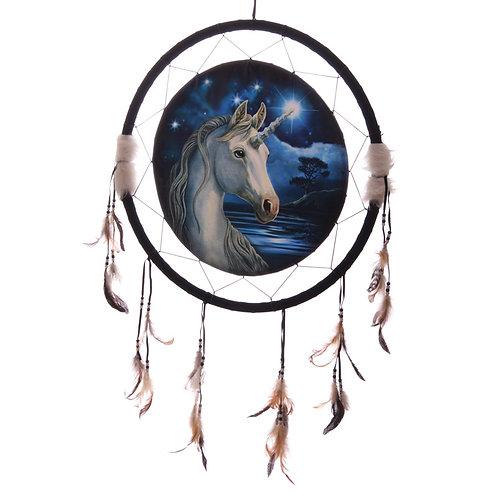 Decorative Mystical Unicorn 60cm Dreamcatcher Novelty Gift
