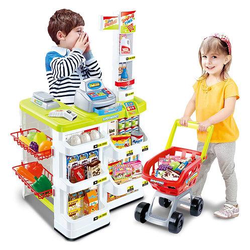 Supermarket Shop Play Set | Home Essentials UK