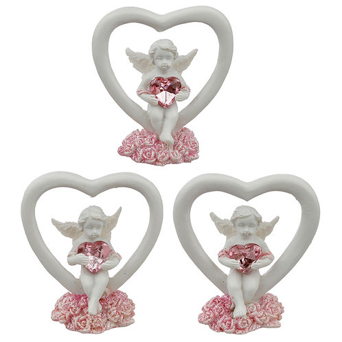 Collectable Peace of Heaven Cherub - Love Conquers All [ONE ONLY] Novelty Gift