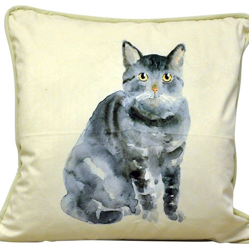 Cat Cushion 45cm Shipping furniture UK