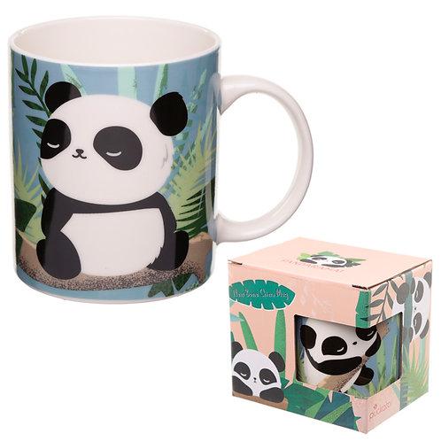 Porcelain Mug - Pandarama Novelty Gift