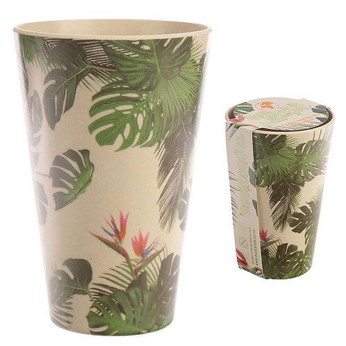 Bamboo Composite Cheese Plant Cup Novelty Gift