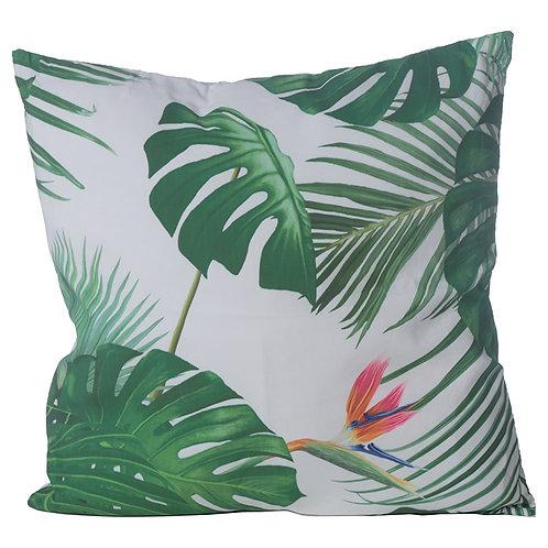 Decorative Cushion with Insert - Tropical Paradise Novelty Gift