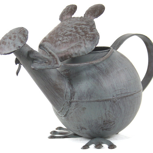 Frog Watering Can Shipping furniture UK