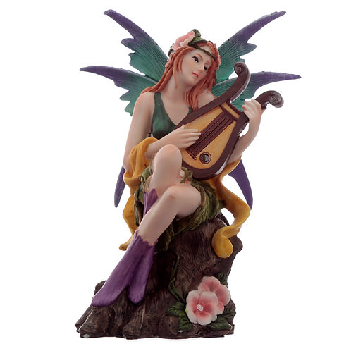 Sweet Summer Song Spirit of the Forest Fairy Figurine Novelty Gift