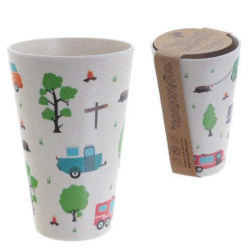 Bamboo Composite Caravan Cup Novelty Gift