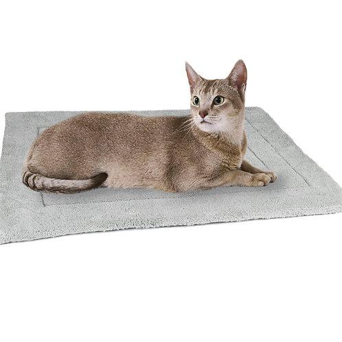 Reversible Soft Fleece Pet Mat - Small | Home Essentials UK