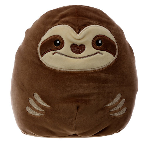 Plush Cuddlies Sloth Cushion Novelty Gift