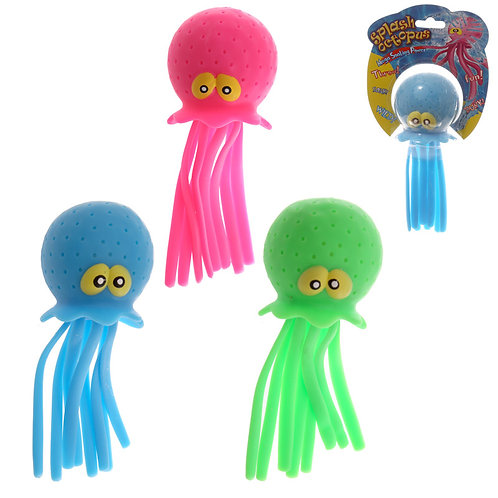 Fun Kids Octopus Splash Toy Novelty Gift