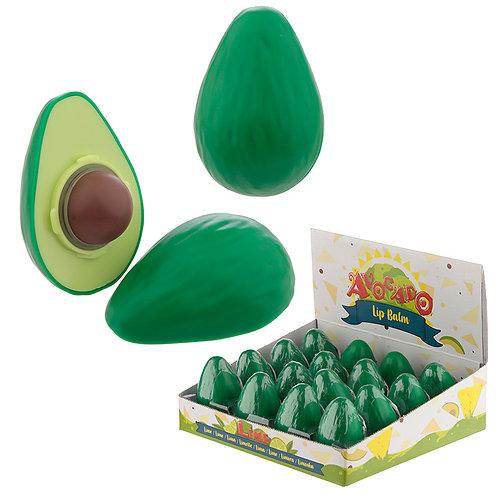 Funky Lip Balm - Fun Avocado Design Novelty Gift [Each]