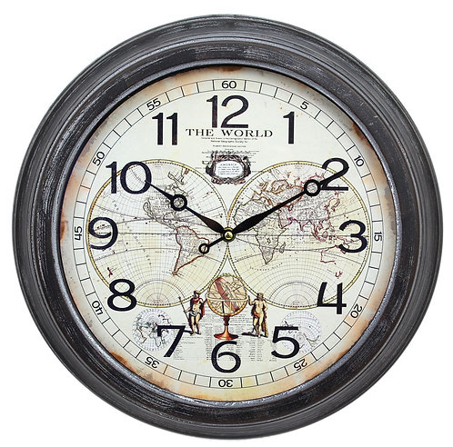 World Clock Shipping furniture UK