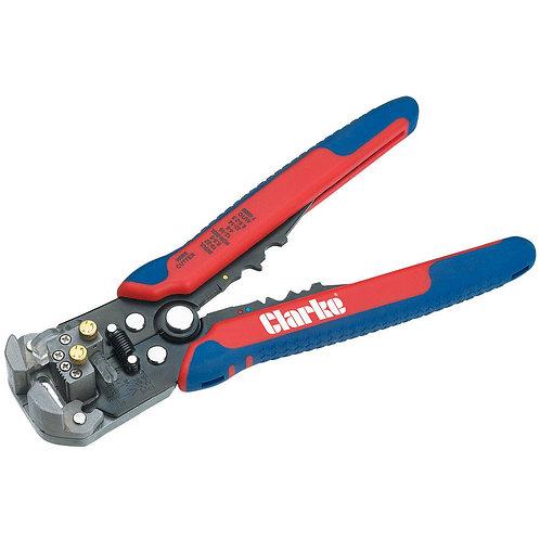 Clarke PRO215 Wire Stripper Cutter & Crimper | DIY Bargains