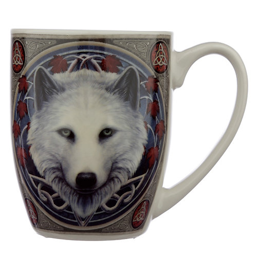 Lisa Parker Guardian of the Falls Wolf Novelty Gift