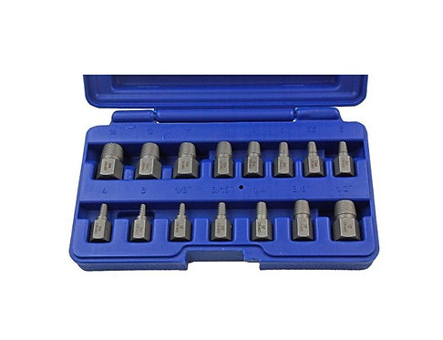 15 Pc Heavy Duty Screw & Stud extractor set |DIY Bargains at Everyday Low Prices