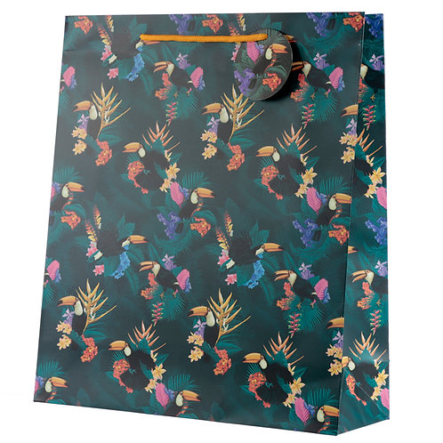 Toucan Party Extra Large Gift Bag Novelty Gift