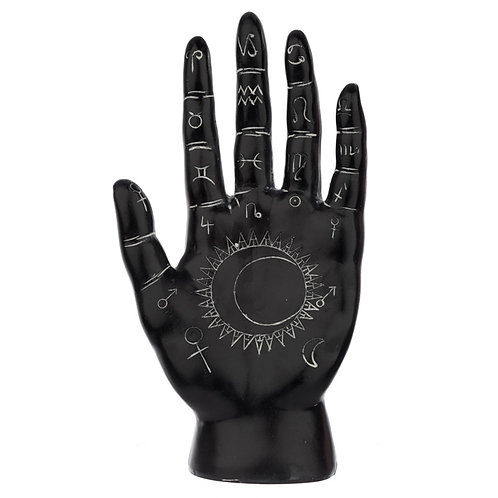 Decorative Mantric Hand Large Novelty Gift