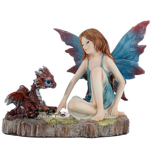 Woodland Spirit Fairy - Dragon Games Novelty Gift