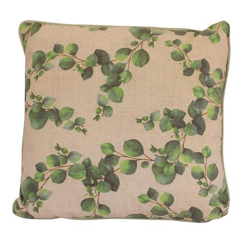 Eucalyptus Design Square Cushion, 36cm Shipping furniture UK