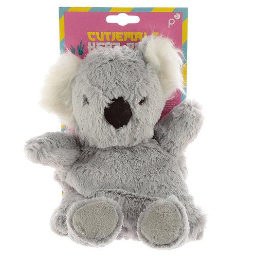 Cute Koala Cutiemals Microwavable Heat Wheat Warmer Pack Novelty Gift