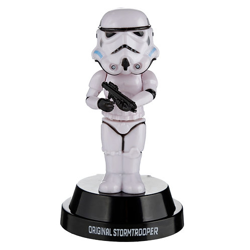 Collectable Licensed Solar Powered Pal - The Original Stormtrooper Novelty Gift