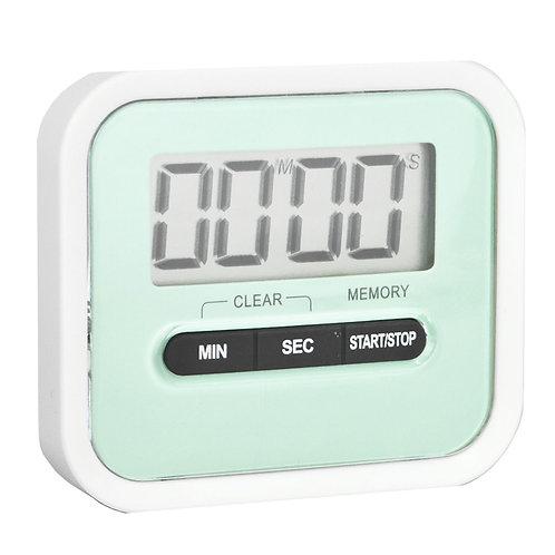 Magnetic Kitchen Timer - Blue   Home Essentials UK