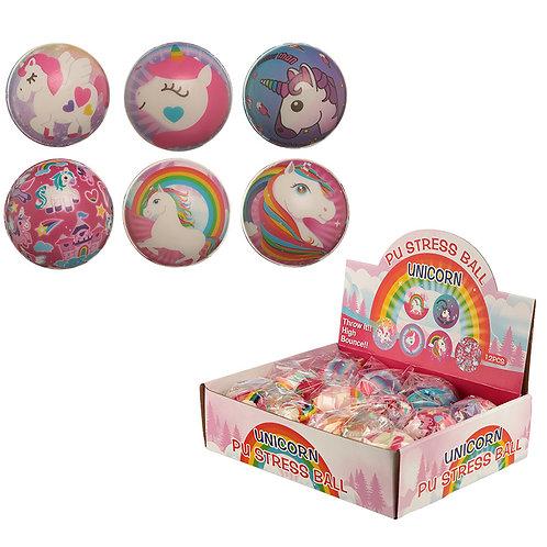 Fun Kids Soft Unicorn Ball Novelty Gift