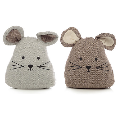 Cute Mouse Door Stop [Pack of 1] Novelty Gift