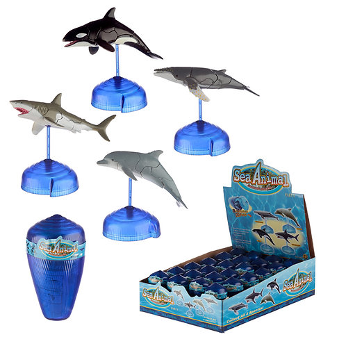 Fun Kids 4D Sealife Puzzle Toy Novelty Gift