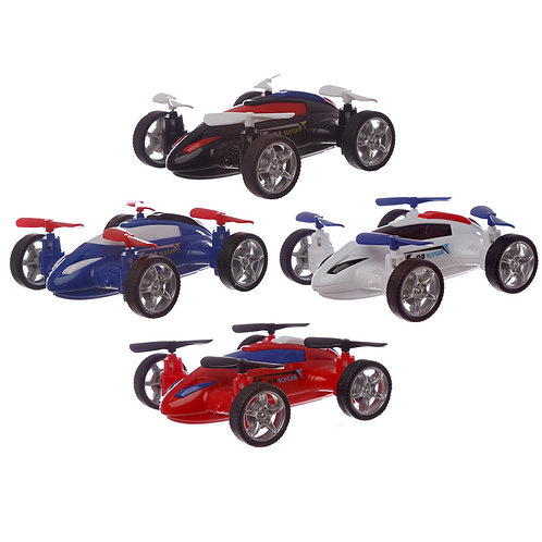 Fun Kids Propeller Car Toy Novelty Gift