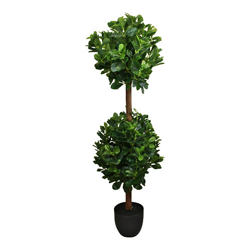 Artificial Tung Oil Ball Tree, 120cm Shipping furniture UK