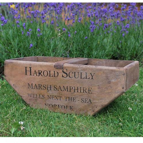Lavender Picking Box Shipping furniture UK