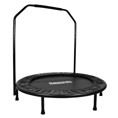 Komodo 40 Inch Mini Trampoline With Handle | Home Essentials UK