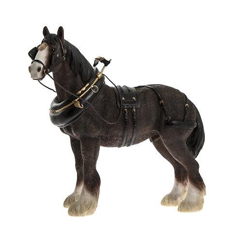 Ornamental Shire Horse Shipping furniture UK