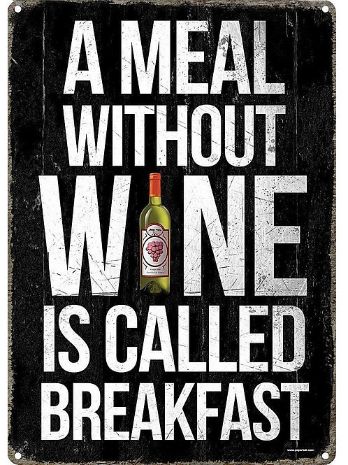 40x50 Wine Worded Wall Plaque Shipping furniture UK