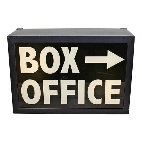 Decorative Lightbox, Box Office Shipping furniture UK